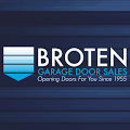 Broten Garage Door Sales Logo